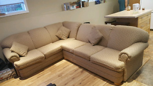 6 person sectional couch