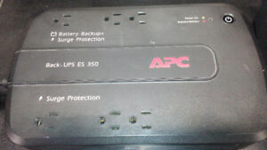 APC Back-UPS ES 350 battery backup surge protection