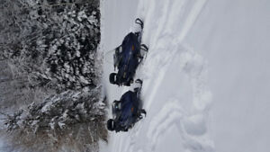 Pair of 1999 grand touring sleds excellent condition