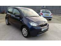 2014 Skoda Citigo 1.0 SE 5 door petrol Hatchback ,£20 road tax