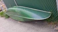 15' fiberglass canoe