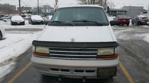 Selling: 1994 Plymouth Grand Voyager