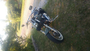 2001 Softail RBT.S&;S engine and tranny
