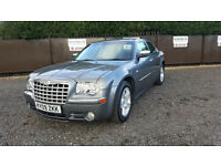 Chrysler 300C 3.0CRD V6 auto sat nav - leather 2009
