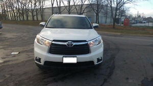 2015 Toyota Highlander Limited, FULLY LOADED, CERTIFIED