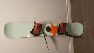 Snowboard for sale great for beginners