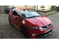 Honda Civic type r gt gp fn2 edition full Honda history