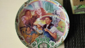 The Wizard of Oz..Bradford Exchange  plate