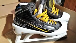 BAUER TOTAL ONE NXG SKATES SIZE 6.5D WORN ONCE