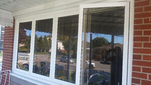 Repair and install windows, doors, Glass replacement