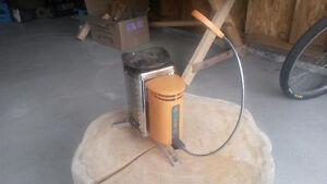 Bio lite camp stove