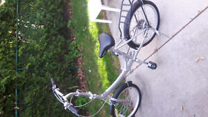 Mongoose EZ FOLD Bicycle plus others !