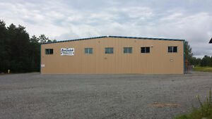 Commercial Building, Office Space and Storage For Rent