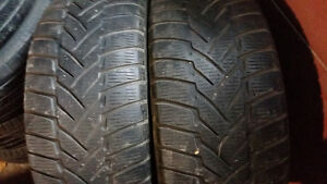 WINTER TIRES  255/55/18