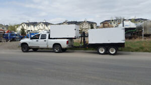 Junk removal,clean up and deliveries