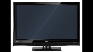 Hitachi 50 inch 1080p power swivel plasma top model