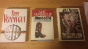 Assortment of 1st Edition Sci-Fi Hardcover Books