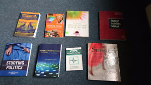Textbooks (lakehead university)