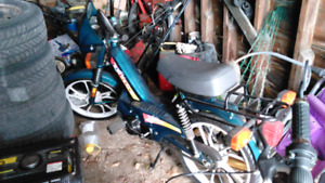 Moped for sale 500.00