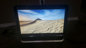 Hp all in one pc barely used