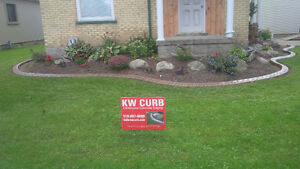 Kwik Kerb equipment and Concrete curbing business for sale, Cambridge Kitchener Area image 1