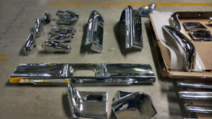 IMPALA CHEVY- CLASSIC BUMPER PARTS