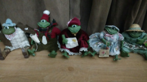 Frogs $10.00