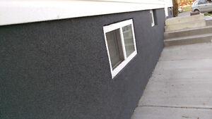 Parging & Stucco www.StuccoExperts.ca