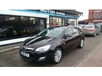 Vauxhall/Opel Astra 1.7CDTi 16v ( 110ps ) ecoFLEX ( s/s ) 2011MY Excite