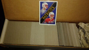 2000 Fleer Tradition Complete Set w/ Tom Brady RC