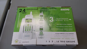 Sanyo Home phone system