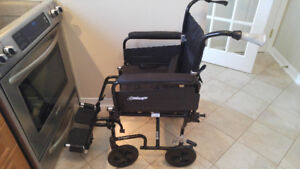 Wheelchair and/or transport   chair /AMG