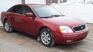 2006 Ford Five Hundred AWD loaded