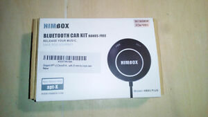 HIMBOX BLUETOOTH CAR KIT