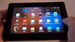 Blackberry Playbook 32GB + Accessories