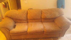Super comfy couch for sale, REDUCED