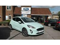 2017 Ford Fiesta B AND O PLAY ZETEC 1.0T ECOBOOST 100PS 3DR Manual Hatchback Pet