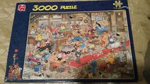 THE PET SHOP PUZZLE