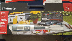 Grilling Tool set - BRAND NEW never opened
