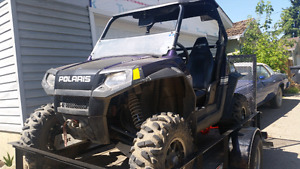 2010 Polaris Razor side by side