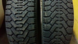 WINTER TIRES  195 /65 /r15 and 185/60/r15