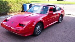 1986 Nissan 300zx Turbo GL 2+2