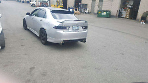 2004 acura tsx lots of mods