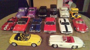 """""""Various 1/18's"""" Unboxed $20 and up!"""