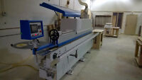 2013 Boss Edgebander - loaded with features - Mint Shape