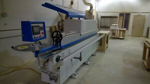 2013 Boss Edgebander - loaded with features - 28k NEW