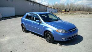 2005 Chevrolet Optra Hatchback 144 000 km
