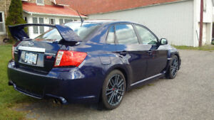 2011 Subaru Impreza WRX STI w/Tech Pkg Sedan