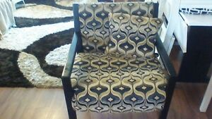 NEWLY REFINISHED CHAIR