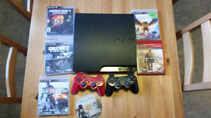 Selling PS3,good condition